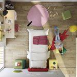 Nidi Bunter Mix Kinderzimmer