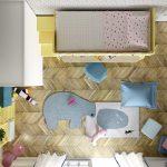 Kuscheliges Kinderzimmer gestalten | Kinderzimmer einrichten - Die Raumelfen Wien