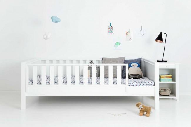 Sanders Fanny Niedriges Bett   Kinderzimmer gestalten - Die Raumelfen