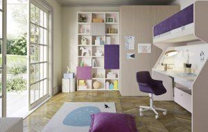Jugendzimmer planen Nidi Schreibtisch