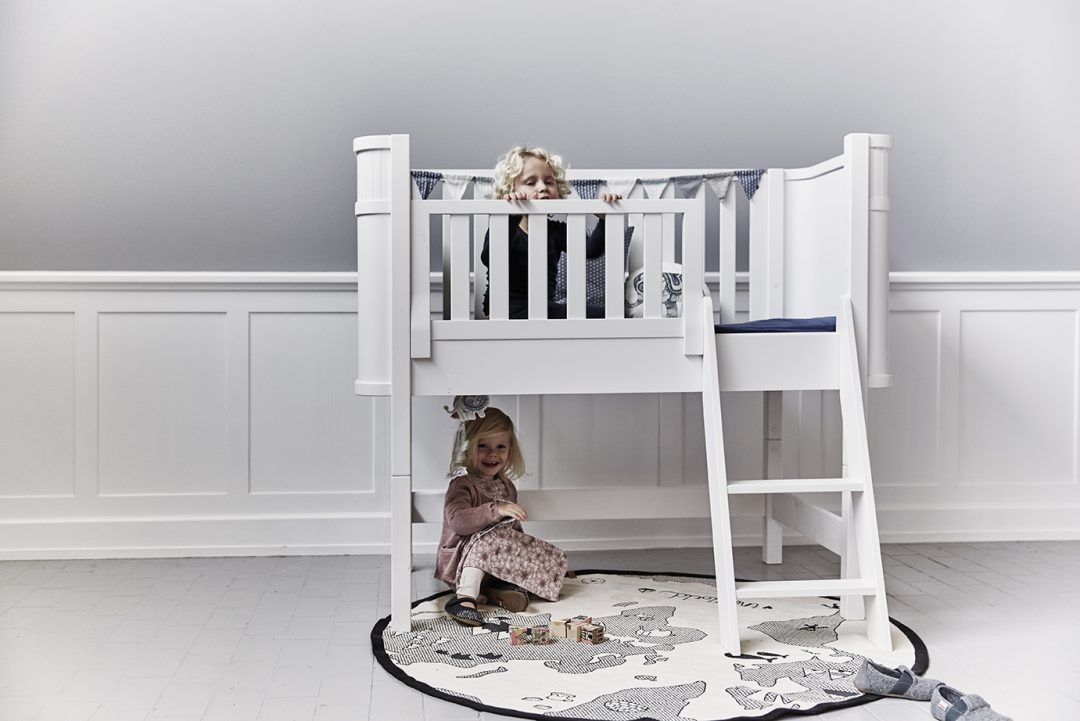 Babyzimmer einrichten mit Sanders Sofus Babybett