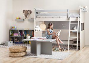 Asoral Kinderzimmermöbel - Kinderzimmer einrichten | Kinderzimmer Ideen.