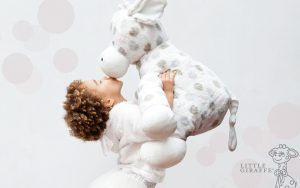 Babyzimmer planen Little Giraffe