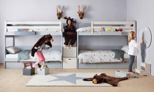 Kinderzimmer gestalten Asoral Stockbett | Kinderzimmermöbel - Die Raumelfen