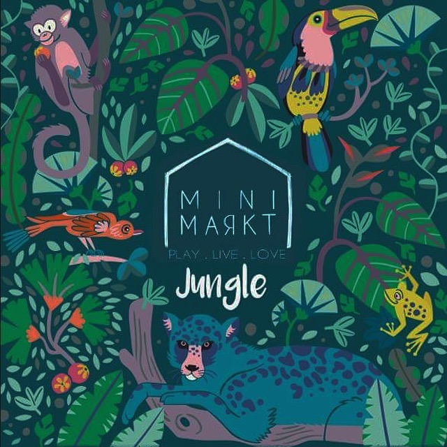 Mini Markt Jungle