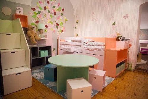 Asoral Kindermöbel - Kinderzimmer einrichten | Die Raumelfen.