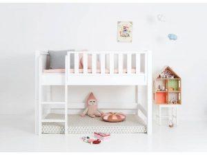 Sanders Fanny halbhohes Kinderbett