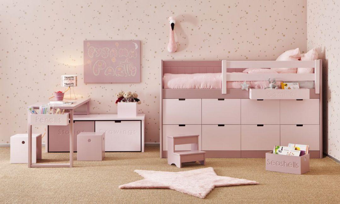 Kinderzimmer Planung Asoral