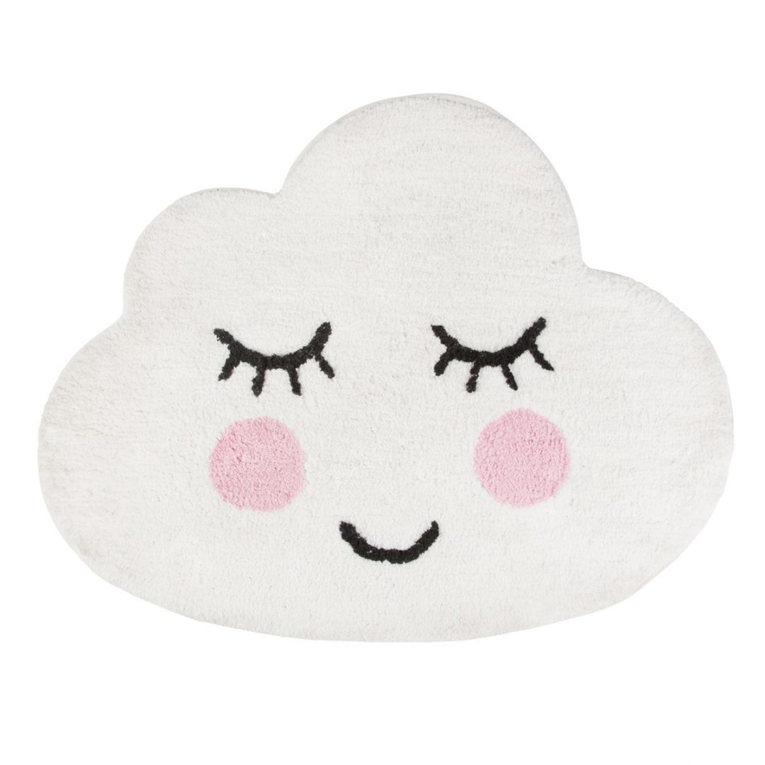 Kinderteppich Wolke