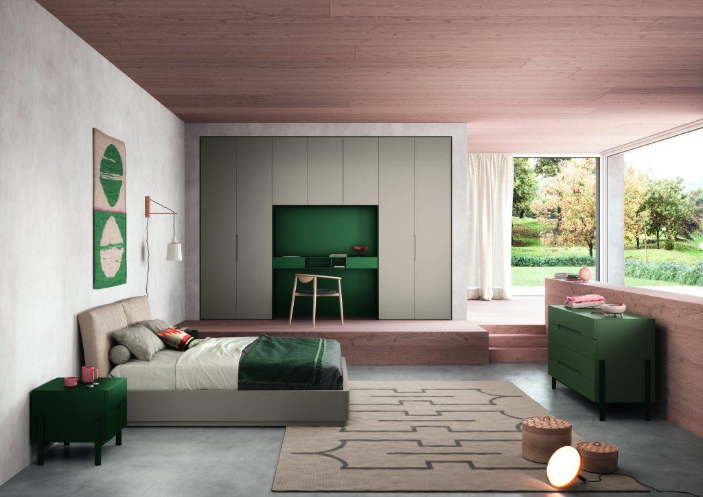 Novamobili Schlafzimmer